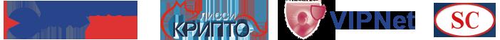 Екей.Подпись встроена в КриптоПро, Лисси, VIPNet CSP и Signal-COM CSP